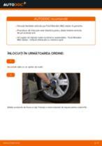 Cum să schimbați: bieleta antiruliu din spate la Ford Mondeo Mk3 sedan | Ghid de înlocuire