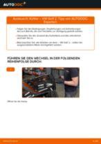 Wie VW Golf 2 Kühler wechseln - Schritt für Schritt Anleitung