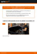 Tutorial voor het vervangen Motordelen en repareren van voertuig