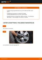 Udskift stabilisatorstang for - Ford Mondeo Mk3 sedan | Brugeranvisning