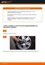 Cómo cambiar: bieletas de suspensión de la parte delantera - Ford Mondeo Mk3 berlina | Guía de sustitución