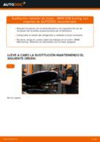 Cómo cambiar: radiador de motor - BMW E39 touring | Guía de sustitución