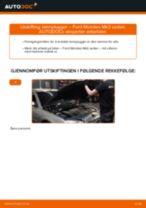 PDF med trinn for trinn-veiledning for bytte av FORD MONDEO III Saloon (B4Y) Tennplugger