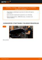 Instruksjonsbok BMW 7-serie