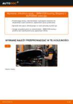 Jak wymienić chłodnicę wody w BMW E39 touring - poradnik naprawy