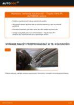 Układ czyszczenia szyb napraw podręcznik z ilustracjami