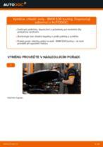 Výměna Chladič motoru: pdf návody pro BMW 5 SERIES