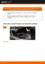 Instalação Vela de Ignição FORD MONDEO III Saloon (B4Y) - tutorial passo-a-passo