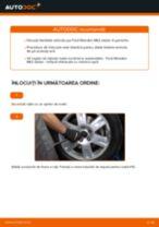 Cum să schimbați: bieleta antiruliu din față la Ford Mondeo Mk3 sedan | Ghid de înlocuire