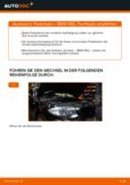 Stoßdämpfer hinten und vorne BMW 1 Coupe (E82) 2004 | PDF Anleitung zum Wechsel