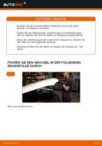 Wie VW Golf 3 Innenraumfilter wechseln - Anleitung