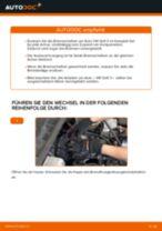 Wie VW Golf 3 Bremsscheiben vorne wechseln - Anleitung