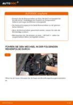 Bremsscheiben vorne selber wechseln: VW Golf 3 - Austauschanleitung