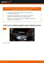 PDF manuel de remplacement: Amortisseur BMW 1 Coupe (E82) arrière + avant