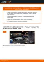 Hvordan skifter man og justere Ophæng automatisk gearkasse : gratis pdf guide