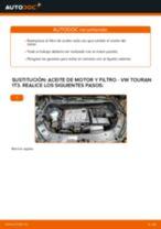 Recomendaciones de mecánicos de automóviles para reemplazar Filtro de Habitáculo en un VW VW Polo 5 Berlina 1.4