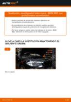 Cambiar Amortiguadores BMW 1 SERIES: manual de taller