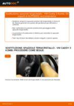 Come cambiare Flessibile d'aspirazione, Filtro aria Fiat Panda 3 serie - manuale online