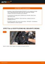 Come cambiare dischi freno della parte anteriore su VW Golf 3 - Guida alla sostituzione