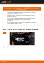 Sostituzione Filtro abitacolo BMW 1 SERIES: pdf gratuito