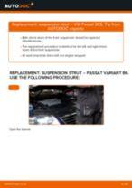 Passat 365 repair manual and maintenance tutorial