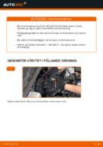 Byta bromsskivor fram på VW Golf 3 – utbytesguide