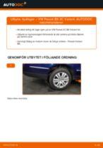 Hur byter man Gummibuffring Nissan Micra K10 - handbok online