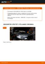 Manuell PDF för 1-serie underhåll
