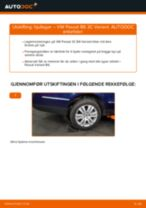 Hvordan bytte Bremsetrommel bak og foran BMW E90 - guide online