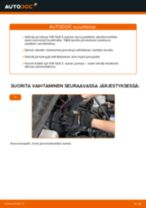 KIA Sportage I SUV Cabrio (FM) korjaus- ja huolto-opas