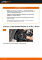 Jak wymienić tarcze hamulcowe przód w VW Golf 3 - poradnik naprawy