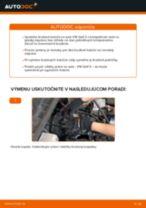 Ako vymeniť predné brzdové kotúče na VW Golf 3 – návod na výmenu