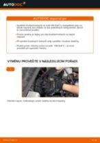Jak vyměnit zadní a přední Kotouče ISUZU udělej si sám - online návody pdf