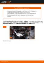 Ανακαλύψτε το λεπτομερές μας σεμινάριο σχετικά με τον τρόπο αντιμετώπισης του προβλήματος του Βαση σασμαν VW
