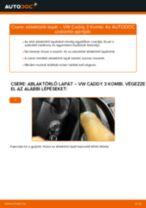 FORD benzin Befecskendező szelep cseréje csináld-magad - online útmutató pdf