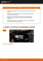Autószerelői ajánlások - BMW 3 Convertible (E46) 320Ci 2.2 Olajszűrő cseréje