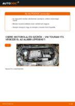 Autószerelői ajánlások - Touran 1t3 2.0 TDI Féknyereg cseréje
