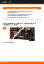 Kezelési kézikönyv pdf: VW VENTO