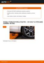 DIY rokasgrāmata par Savienotājstienis nomaiņu VW CC