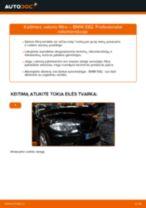 Automechanikų rekomendacijos BMW BMW E92 320d 2.0 Oro filtras keitimui