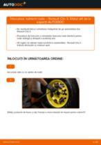 Cum să schimbați: rulment roata din față la Renault Clio 3 | Ghid de înlocuire