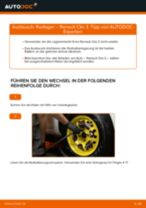 Anleitung: Renault Clio 3 Radlager vorne wechseln
