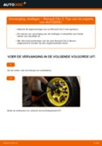 Hoe wiellager vooraan vervangen bij een Renault Clio 3 – vervangingshandleiding
