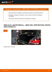 Kako izvesti menjavo: Blazilnik na 120d 2.0 BMW E82