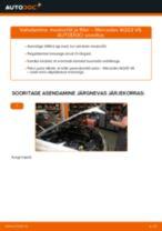 MAHLE ORIGINAL OX1537D2ECO eest C-klass Saloon (W203) | PDF asendamise õpetused