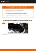 MAHLE ORIGINAL OX1537D2ECO eest E-klass Saloon (W211) | PDF asendamise õpetused