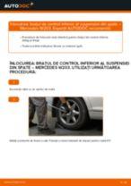Reparație pas cu pas Mercedes A209 - carte tehnica