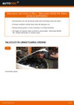Manual de reparație MERCEDES-BENZ CLK - instrucțiuni pas cu pas și tutoriale