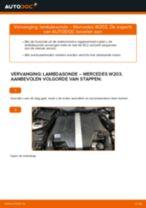 Tutorial voor het Motor vervangen en repareren van voertuig