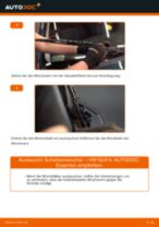 AUDI A2 Axialgelenk wechseln Anleitung pdf